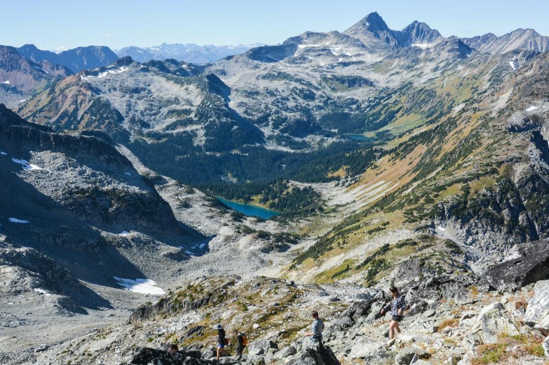 Mount Rohr. Photo: Stephen Hui