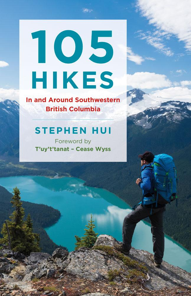 105 Hikes book cover