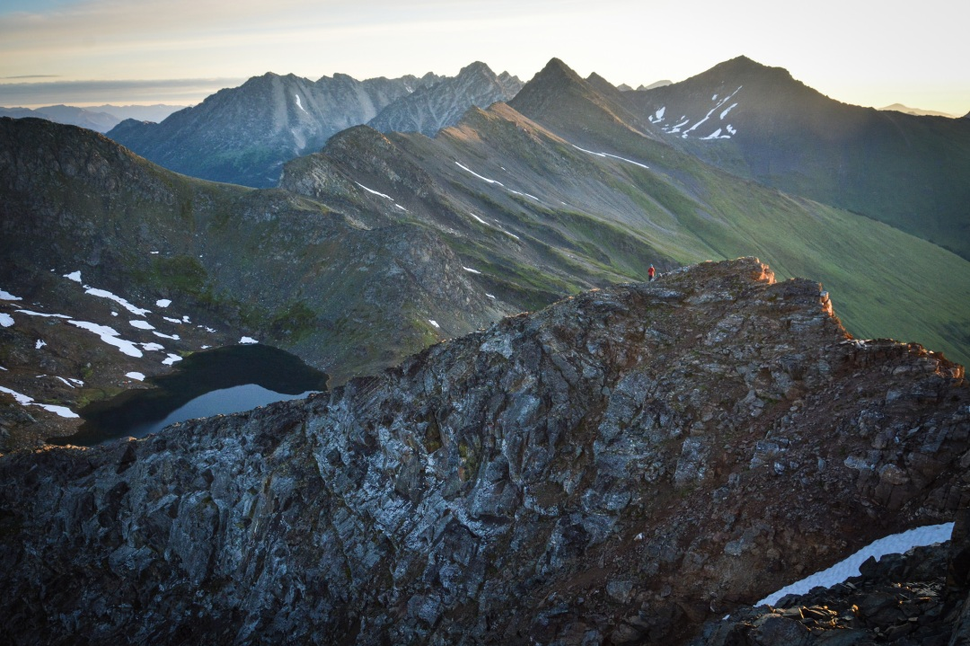 Upper Twin Lake. Photo: Stephen Hui