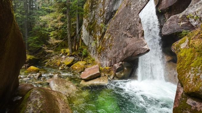 Monmouth Creek. Photo: Stephen Hui