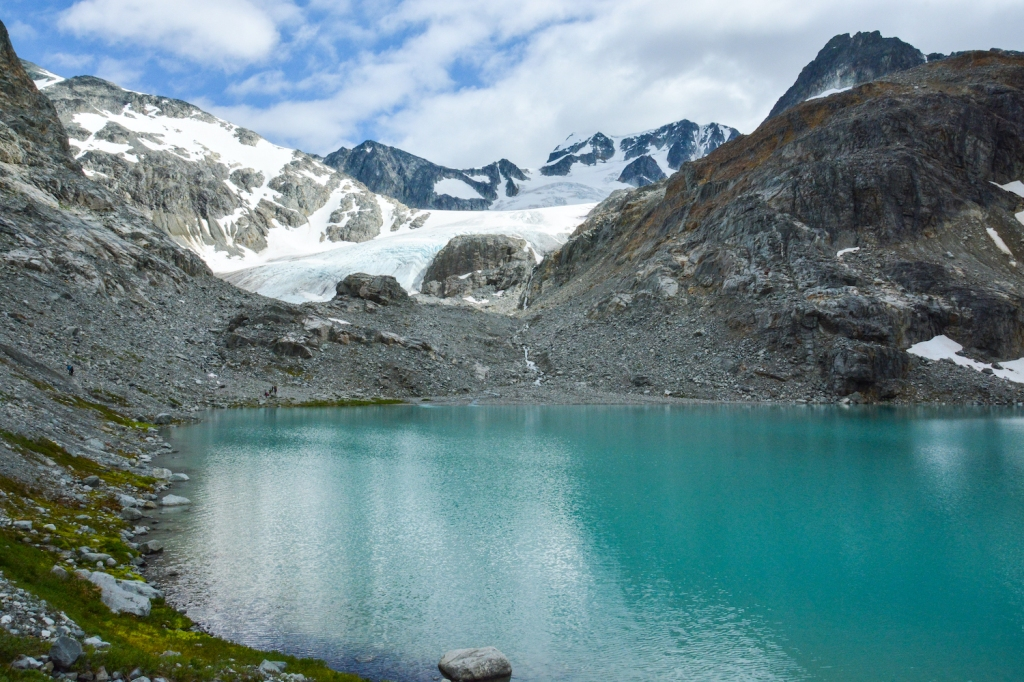 Wedgemount Lake. Photo: Stephen Hui