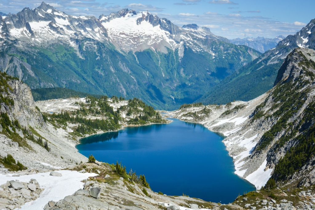Hidden Lake. Photo: Stephen Hui