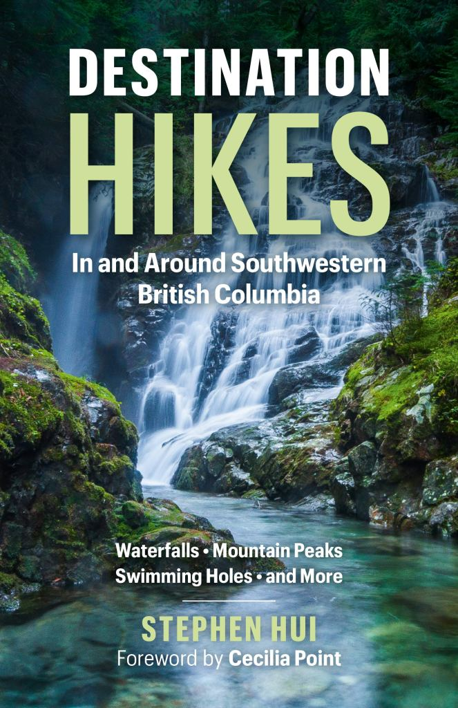 Destination Hikes book cover