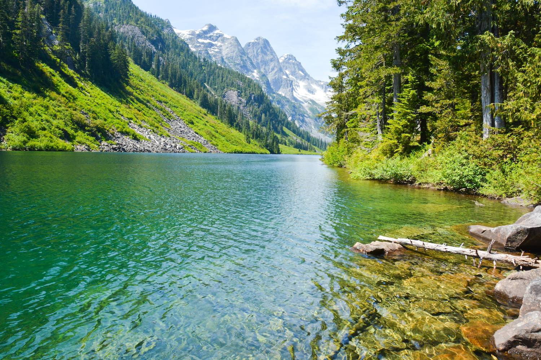 Statlu Lake. Photo: Stephen Hui
