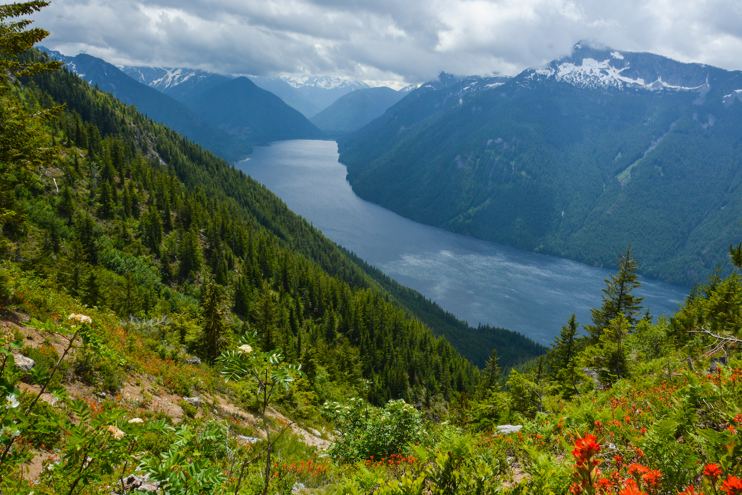 Chilliwack Lake. Photo: Stephen Hui