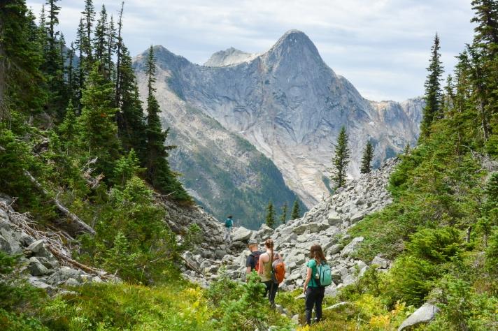 Zoa Peak. Photo: Stephen Hui