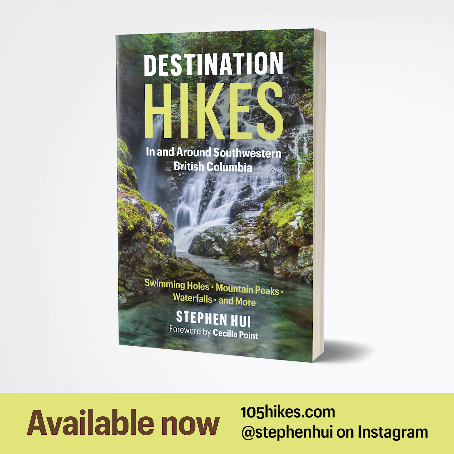 Destination Hikes is available now