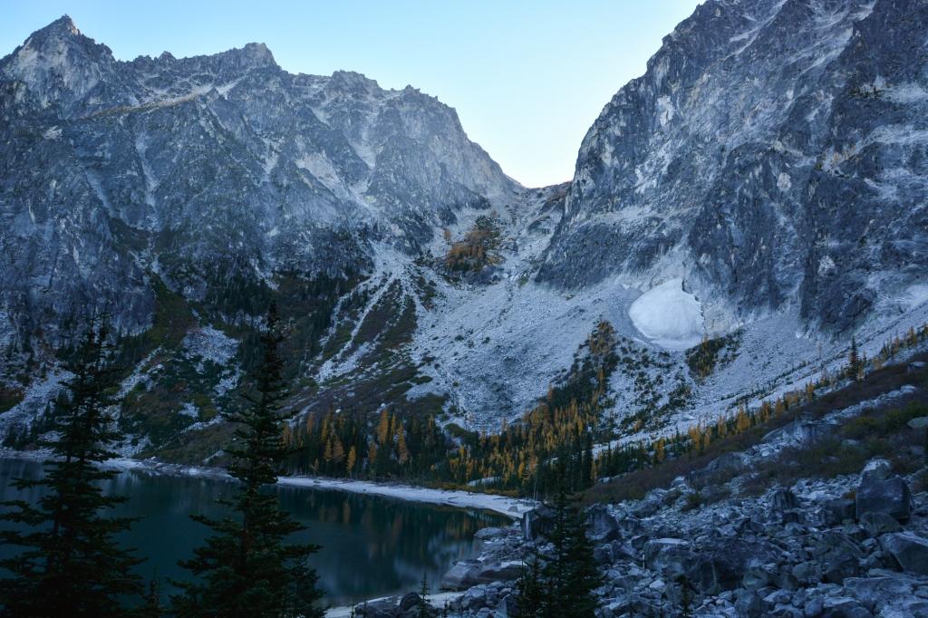 Colchuck Lake. Photo: Stephen Hui