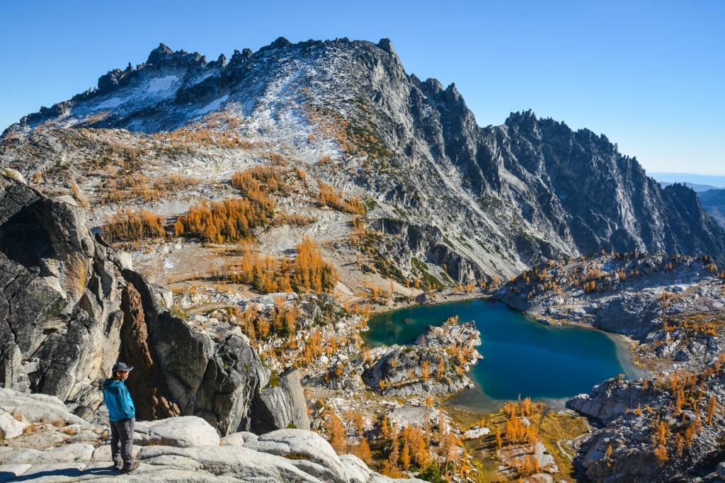 Crystal Lake. Photo: Stephen Hui