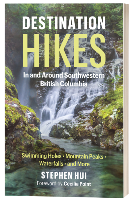 Destination Hikes In and Around Southwestern British Columbia